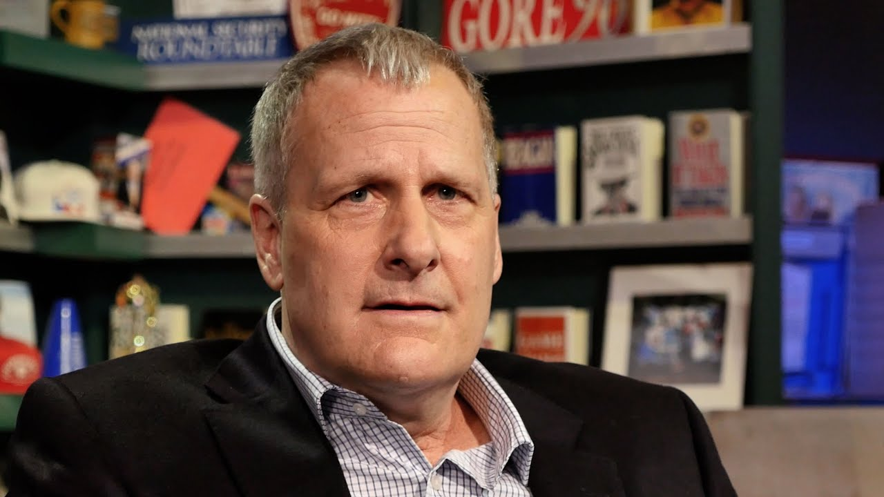 Jeff Daniels Goes 'Will McAvoy' on Trump