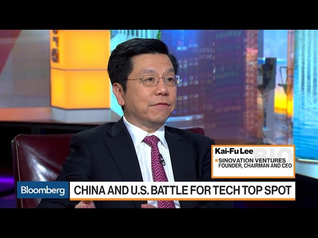 Kai-Fu Lee Says China Innovative With Apps That Don't Exist in U.S.