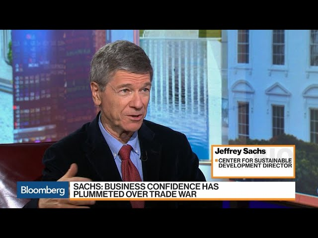 Trump May Be Creating World-Wide Recession With Trade War: Jeffrey Sachs