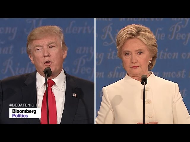 Trump to Clinton: 'You Do Have Experience, But It's Bad Experience'
