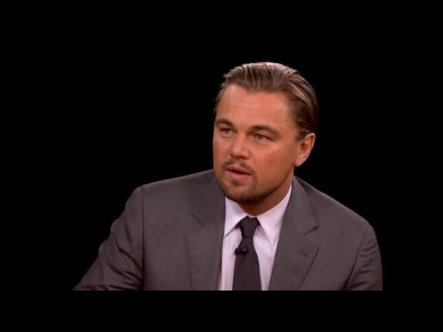 DiCaprio: Couldn't Believe 'Wolf' Belfort Survived
