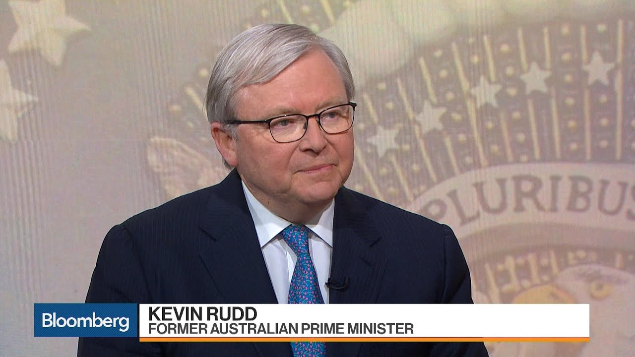 Ex-Australia PM Rudd Isn't Surprised Xi Abolished Term Limits