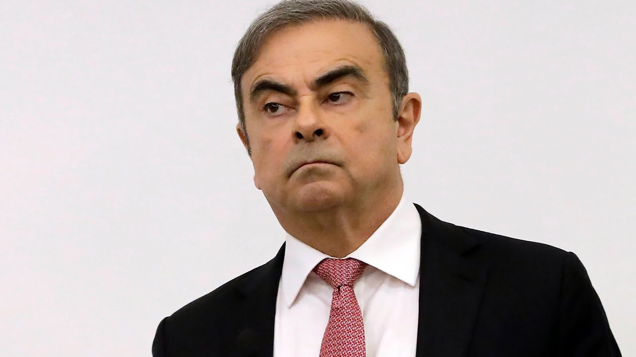 Ghosn Damages Nissan, Renault and Japan, Says Professor Givens