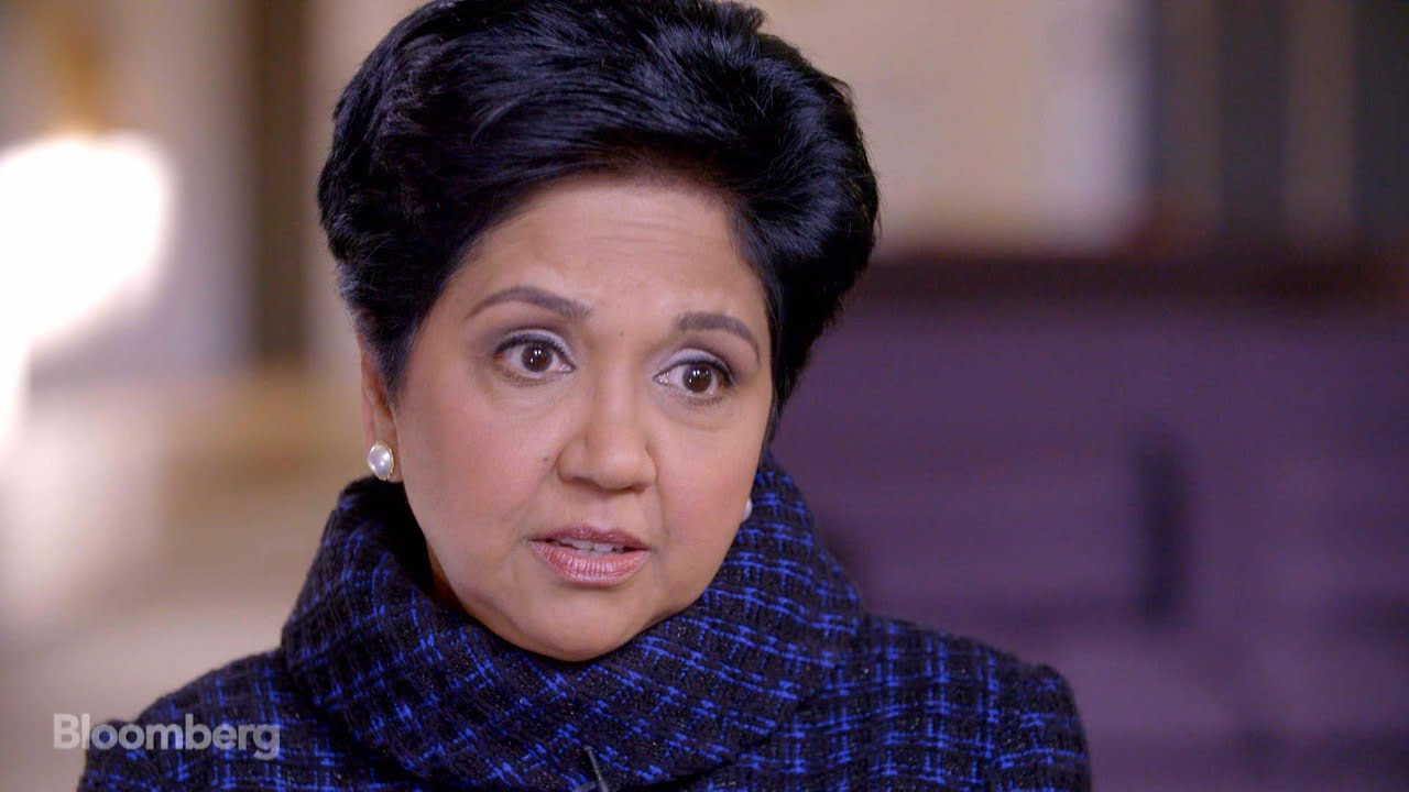 Nooyi: You Can 'Have It All' With Support, Sacrifices