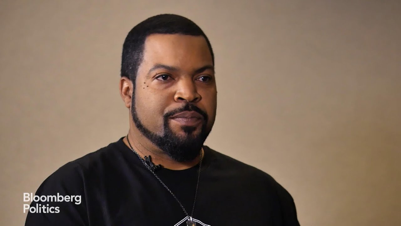Ice Cube Explains Why Term like 'Super Predator' Is So Dangerous