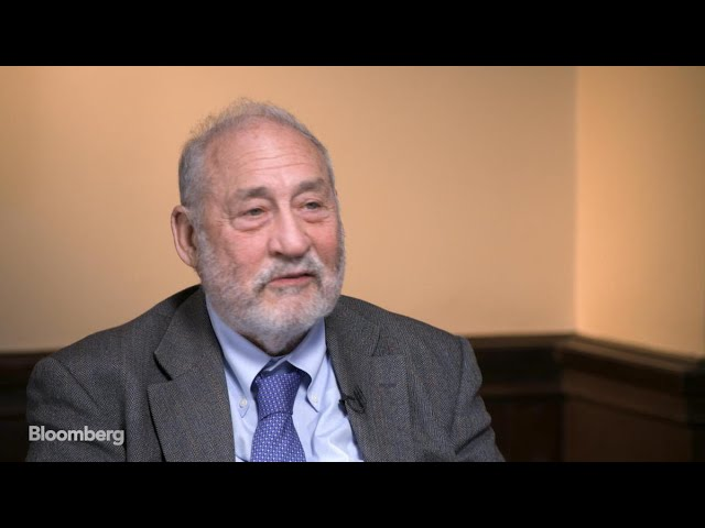 Joseph Stiglitz Discusses U.S.-China Tensions