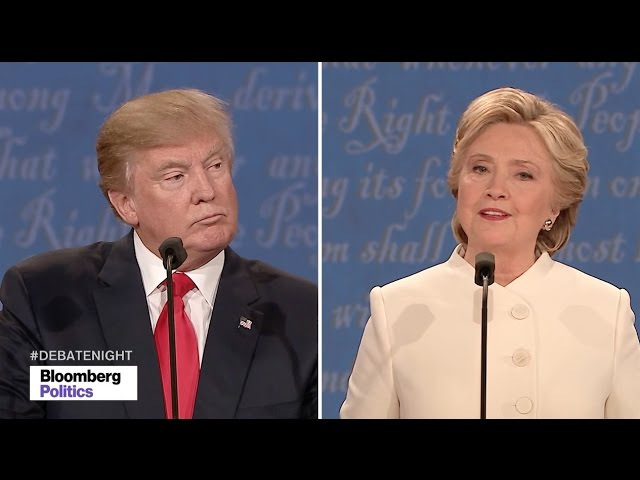 Trump to Clinton: 'No, You're the Puppet'