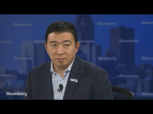 Andrew Yang Wants to Pay Almost Each American $1,000