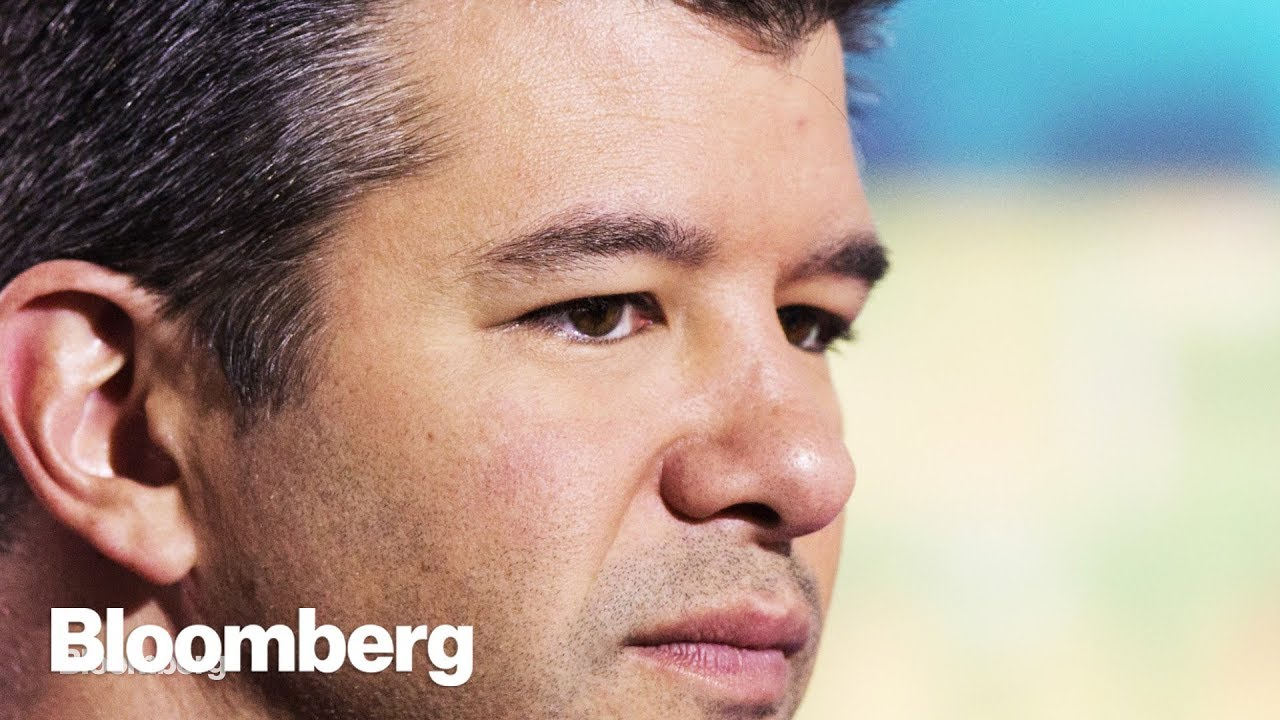 The Rise and Fall of Uber's Controversial CEO