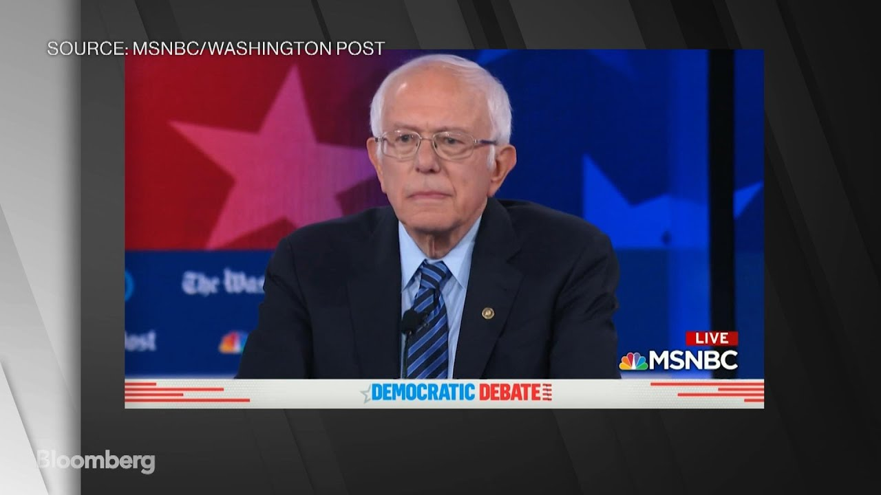 Sanders Says Current Health Care System Is 'Cruel and Dysfunctional'
