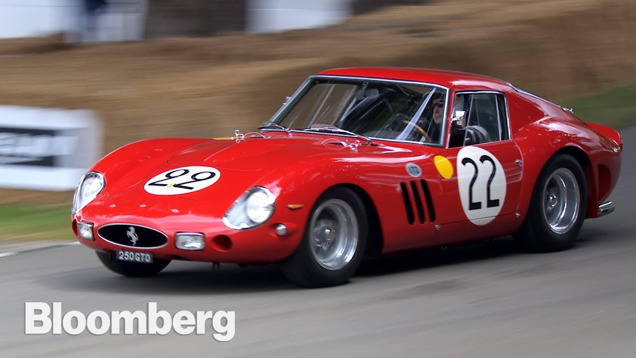 Take a Spin in Nick Mason's $40 Million Classic Ferrari