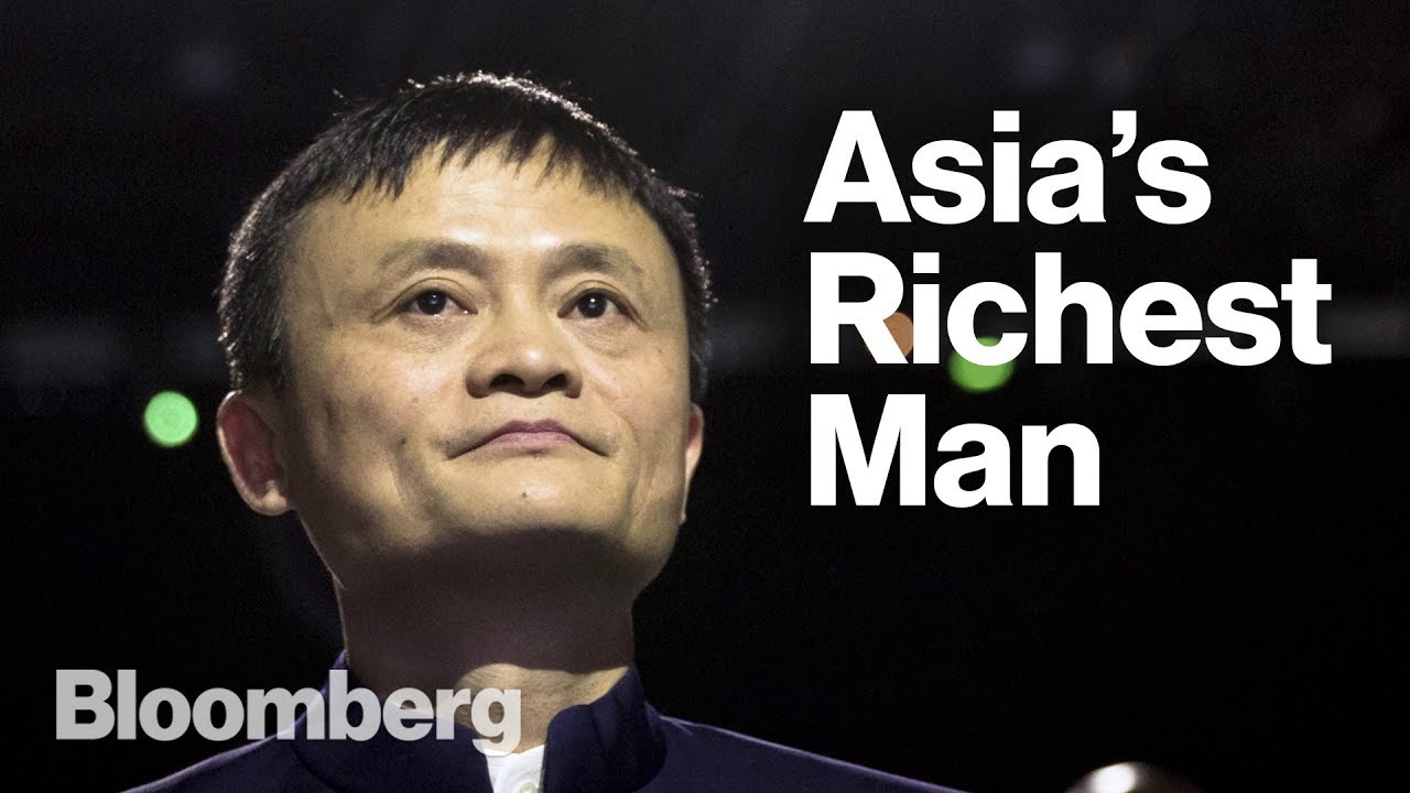 The Incredible Rise of Jack Ma