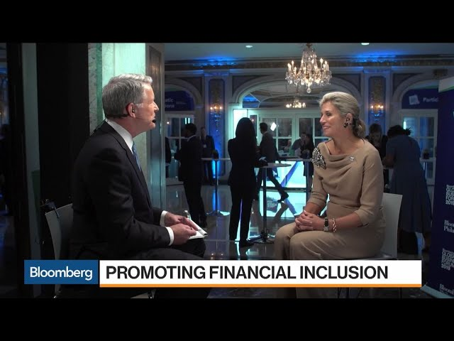 Queen Maxima's Mission to Promote Financial Inclusion