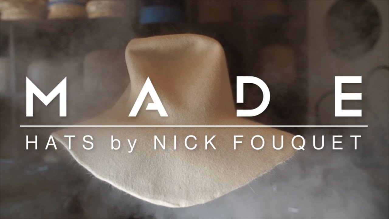 Why This Hatmaker Sets Fire to His $950 Felt Masterpieces