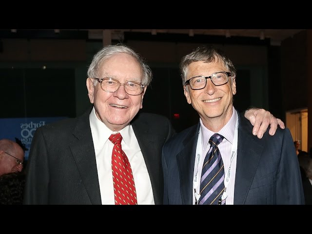 Gates Says He Never Expected to Become Friends With Buffett