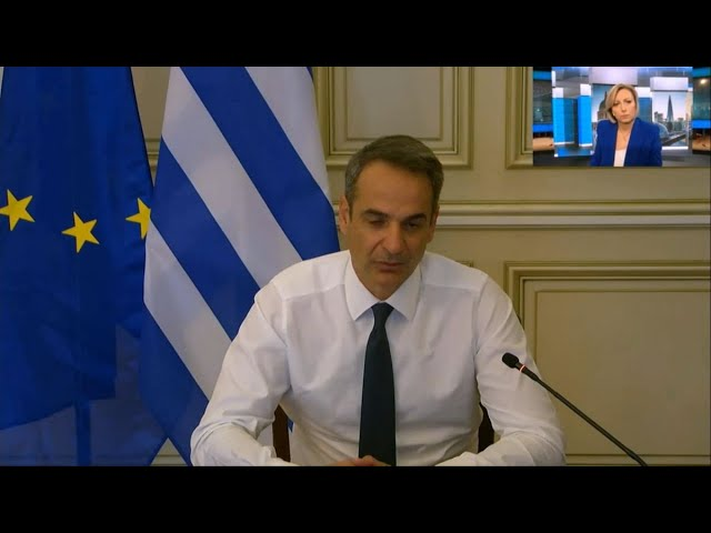 Greek Prime Minister: 2021 Will Be a Bumper Year for the Economy