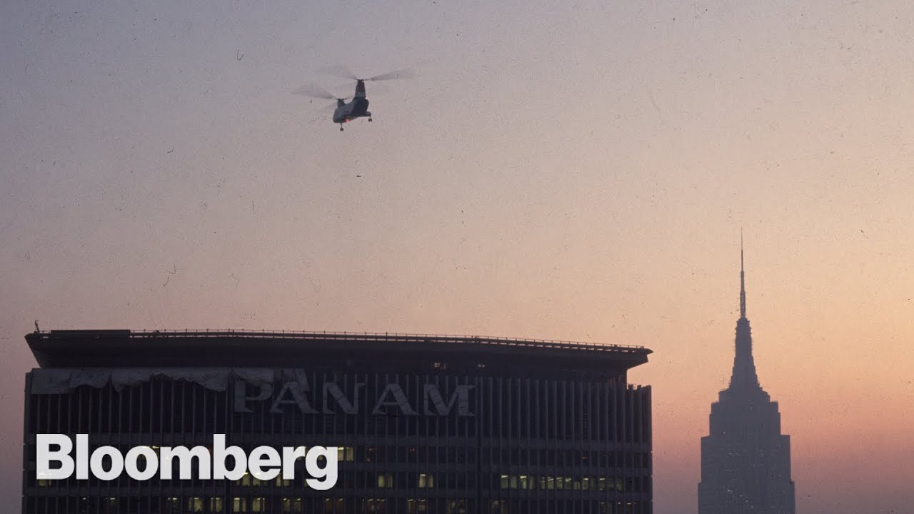 The Life and Death of Helicopter Commuting
