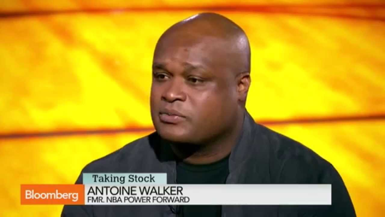 Antoine Walker Explains How He Lost $110 Million