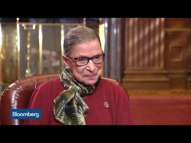 Ruth Bader Ginsburg: the Notorious RBG Tumblr Is Amusing