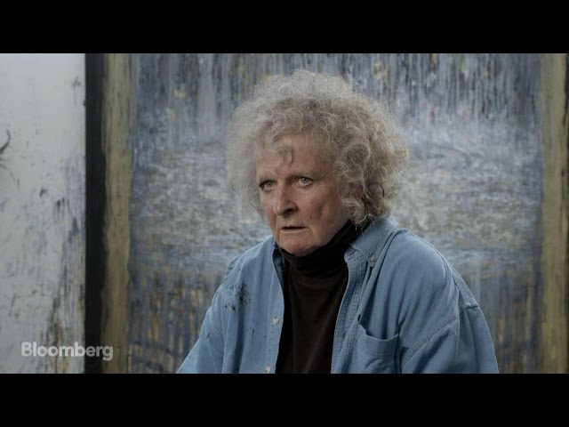Maggi Hambling's Habit of Subverting Expectations | Brilliant Ideas Ep. 43