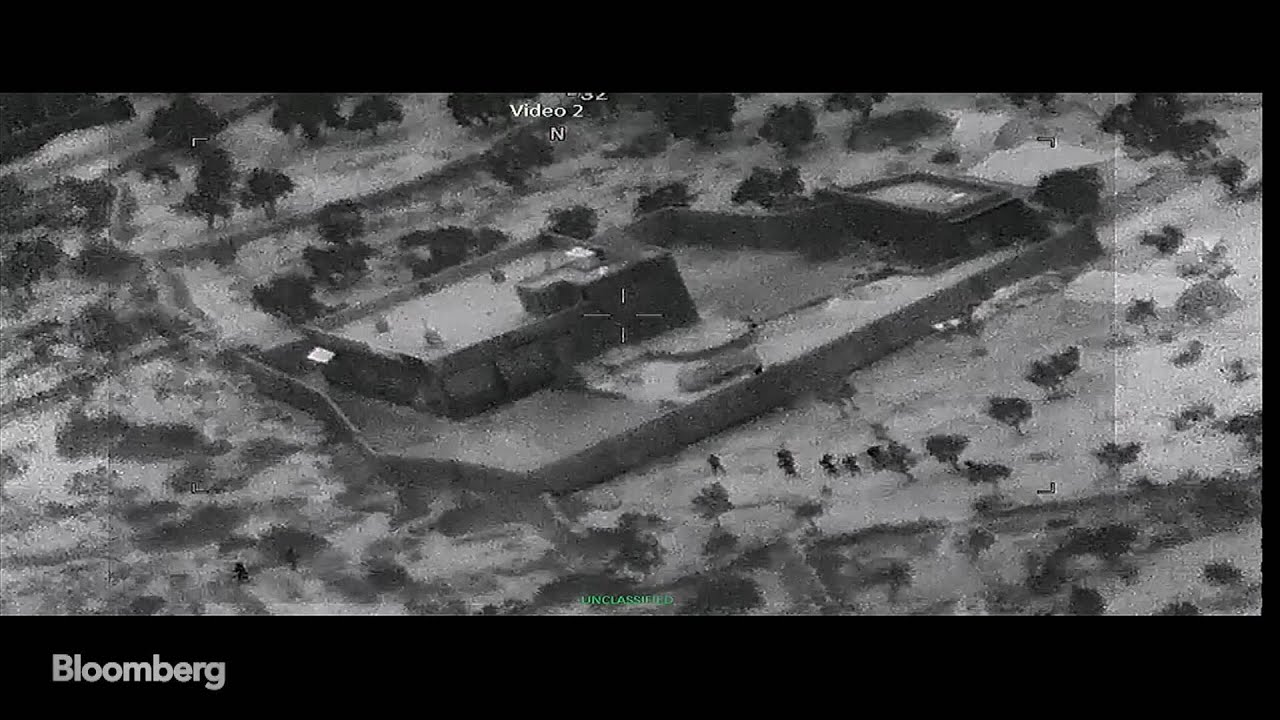 Pentagon Releases Video, Details of Raid on Al-Baghdadi Compound