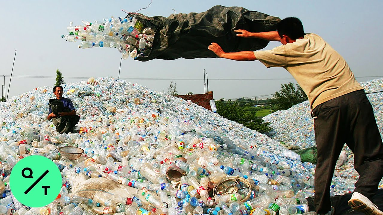 Why Recycling Isn't Quite Working Anymore