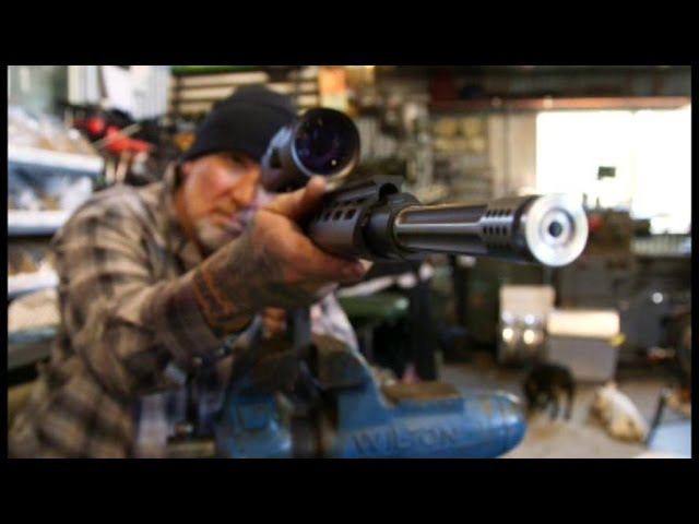 Jesse James, Professional Wild Man Turned Gunmaker