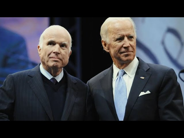 Cindy McCain Says John McCain's Friendship With Joe Biden Shouldn't Have Worked