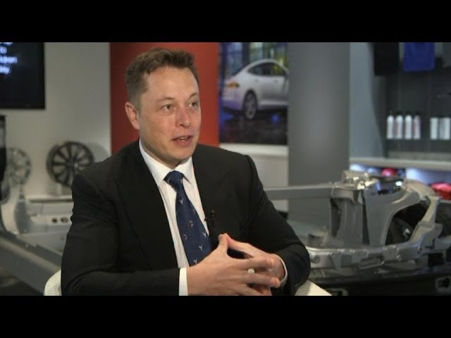 Elon Musk on Tesla Fire: This Is What Happened