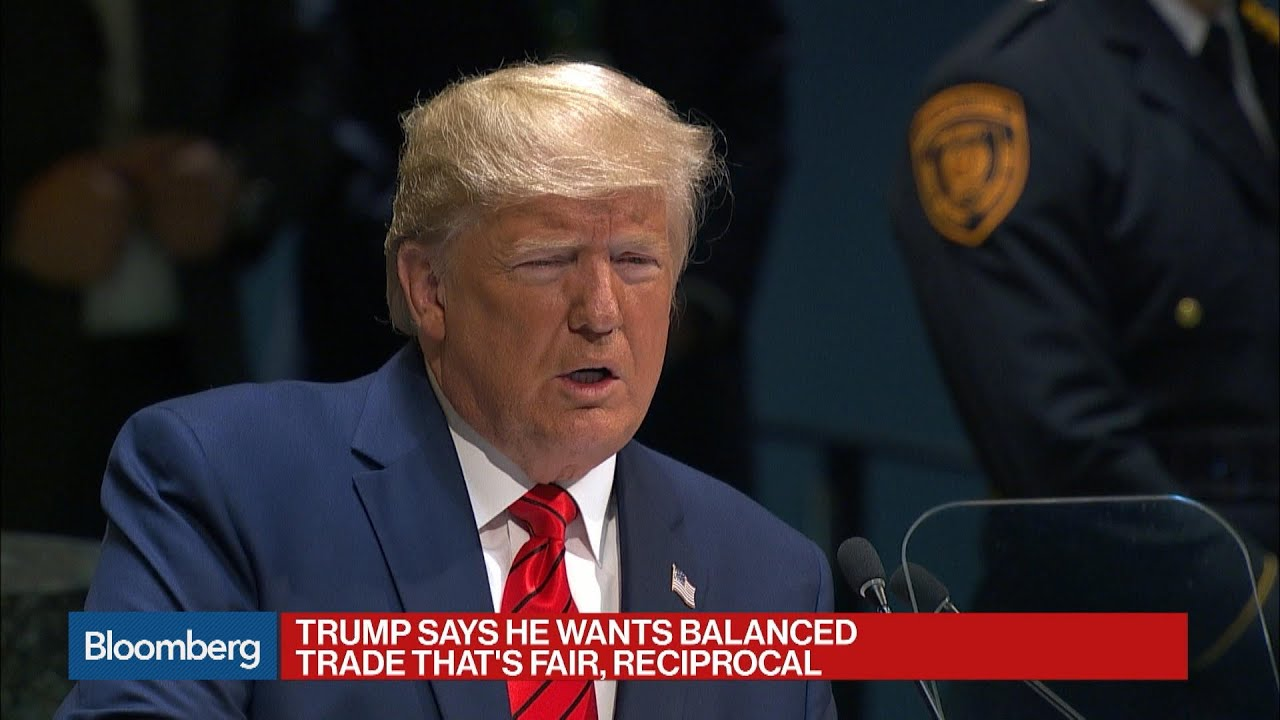 China Keeps on Cheating Says President Trump