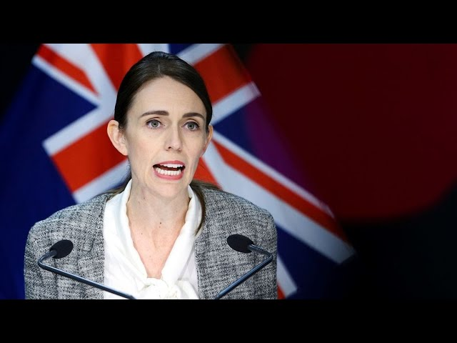 New Zealand's Ardern Calls in Military After Quarantine Blunder