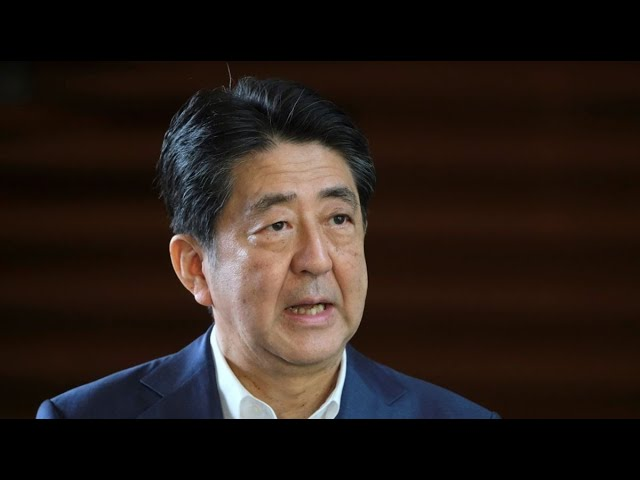 Japan's Abe to Resign Due to Health Reasons